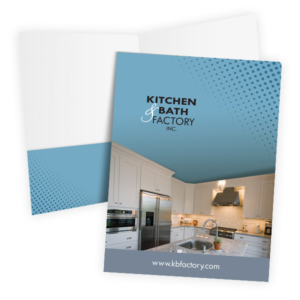 Kitchen & Bath Factory, Inc. (Stack of Two Front and Inside View)