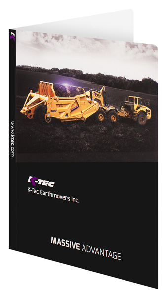 K-Tec Earthmovers, Inc. (Front Open View)