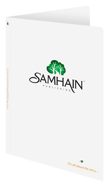 Samhain Publishing (Front Open View)