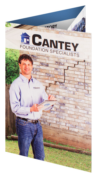 Cantey Foundation Specialists (Front Open View)