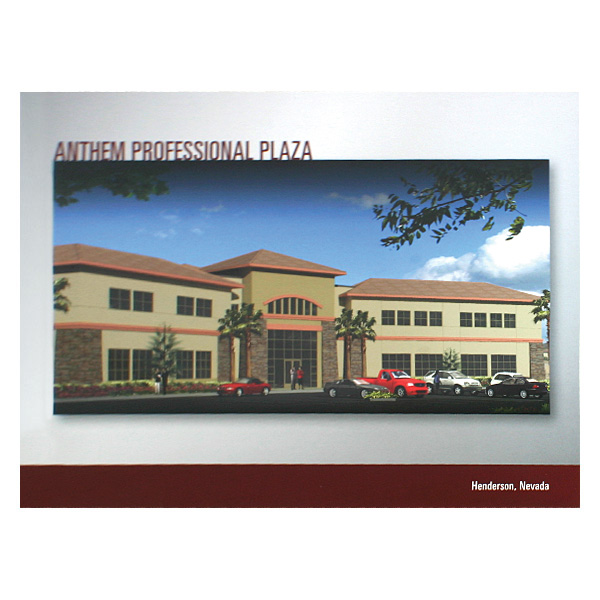 Anthem Professional Plaza (Front View)