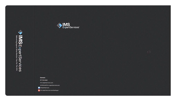IMS Expert Services (Back Flat View)