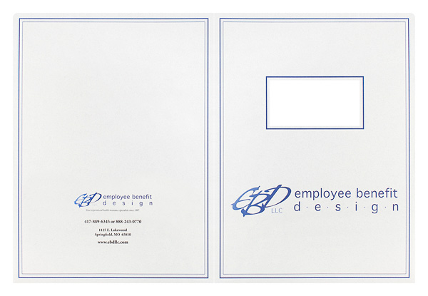 Employee Benefit Design, LLC (Back Flat View)