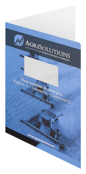 AgriSolutions (Front Open View)