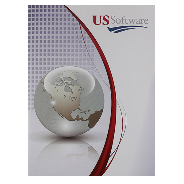 US Software (Front View)