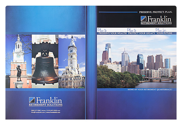 Franklin Retirement Solutions (Front and Back Flat View)