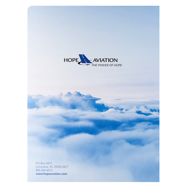 Hope Aviation Insurance (Back View)