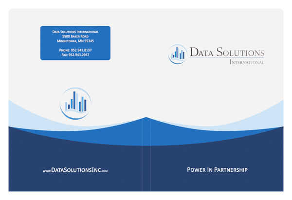 Data Solutions International (Back Flat View)