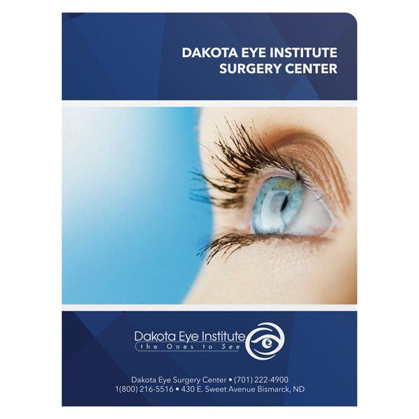 Dakota Eye Institute Surgery Center (Front View)