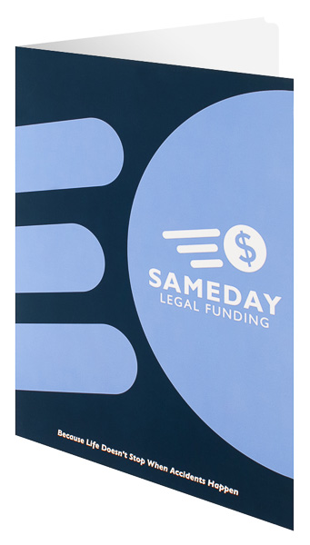 Sameday Legal Funding (Front Open View)