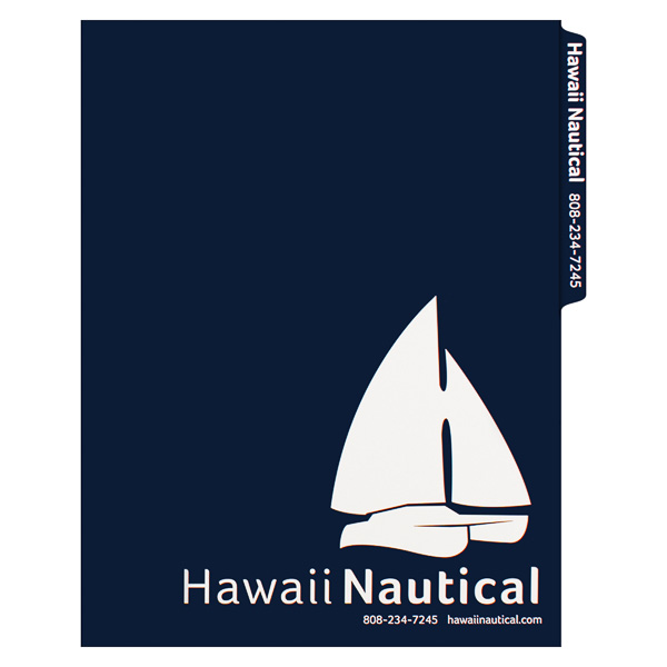 Hawaii Nautical (Front View)