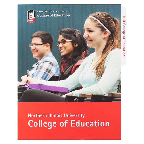 Northern Illinois University College of Education (Front View)