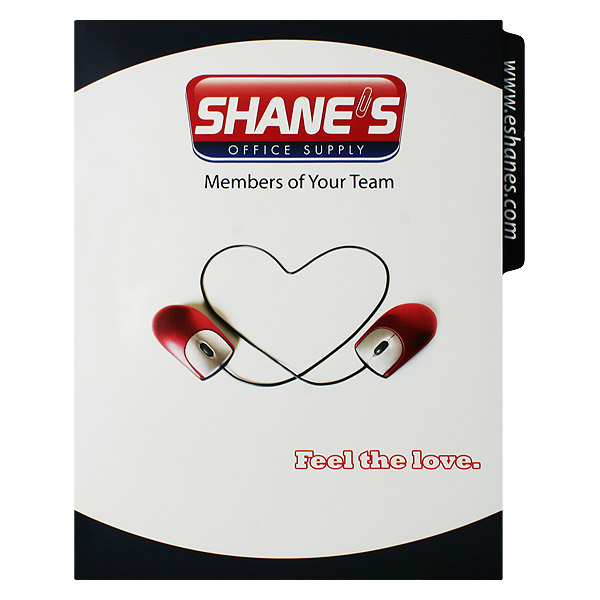 Shane's Office Supply (Front View)