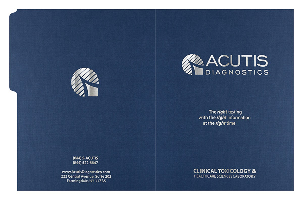 Acutis Diagnostics (Back Flat View)
