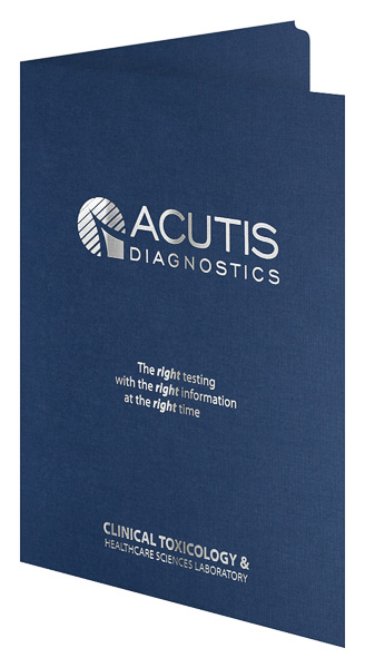 Acutis Diagnostics (Front Open View)