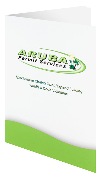 Aruba Permit Services (Front Open View)