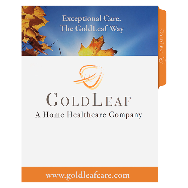 GoldLeaf Home Care (Front View)