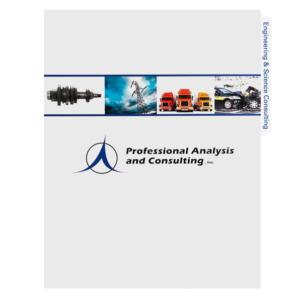 Professional Analysis and Consulting, Inc. (Front View)