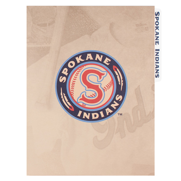 Spokane Indians (Front View)