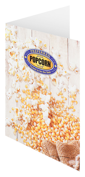 Preferred Popcorn (Front Open View)