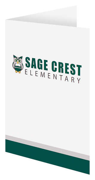 Sage Crest Elementary (Front Open View)