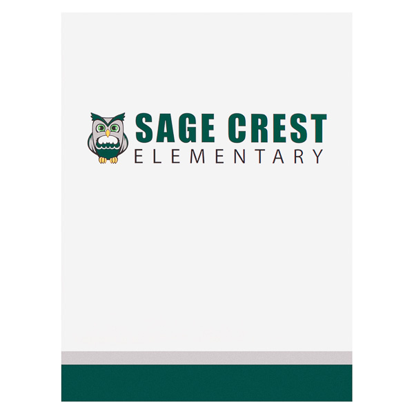 Sage Crest Elementary (Front View)