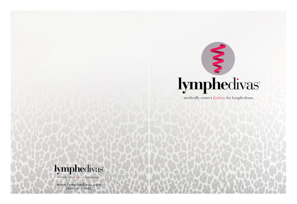 LympheDIVAs (Front and Back Flat View)