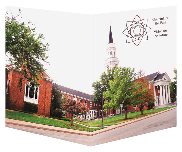 Westminster Presbyterian Church (Front and Back Open View)