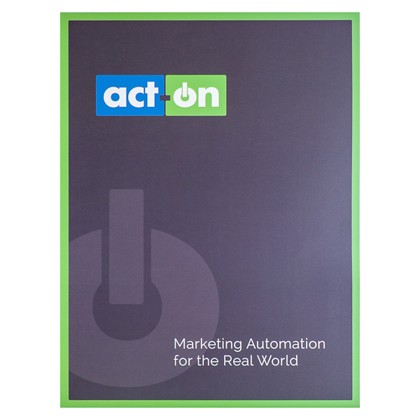 Act-On Software (Front View)