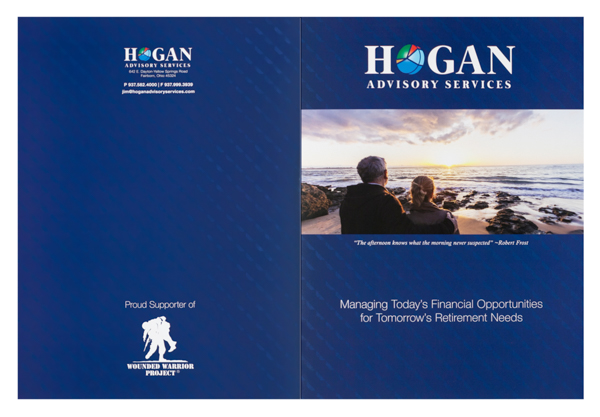 Hogan Advisory Services, LLC (Front and Back Flat View)