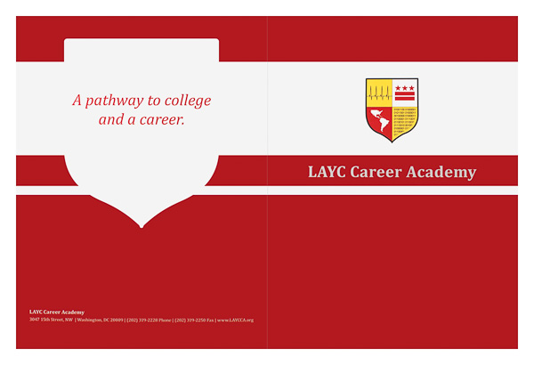 LAYC Career Academy (Back Flat View)