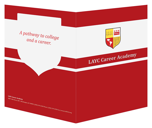 LAYC Career Academy (Back and Front Open View)