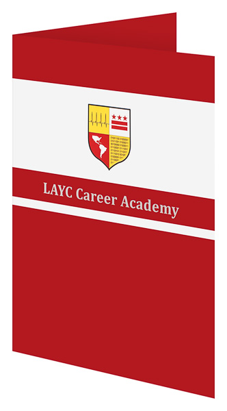 LAYC Career Academy (Front Open View)