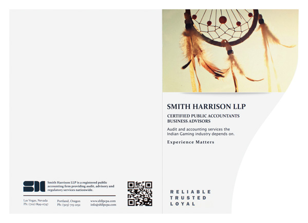 Smith Harrison LLP (Back Flat View)