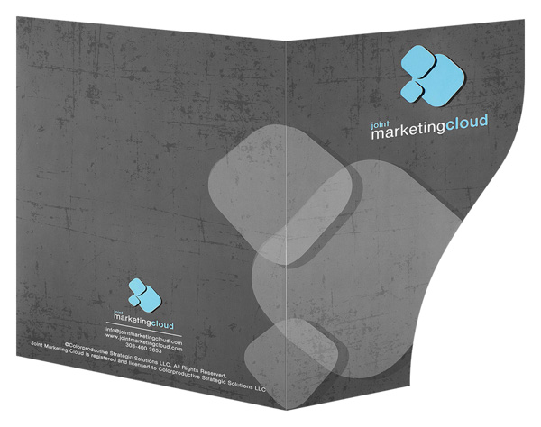 Joint Marketing Cloud (Back and Front Open View)