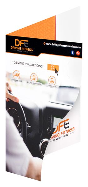 Driving Fitness Evaluations (Front Open View)