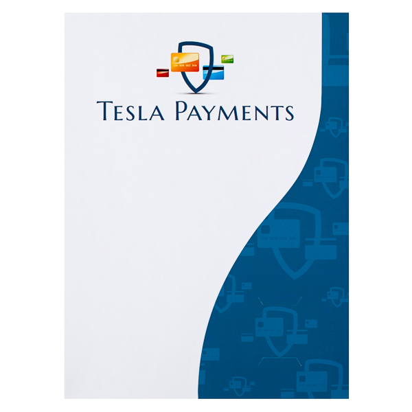 Tesla Payments (Front View)