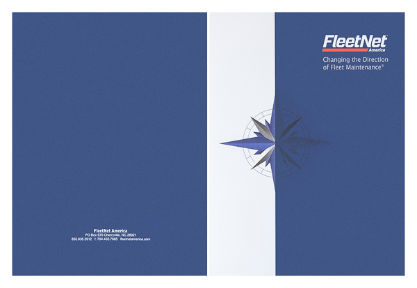 FleetNet America (Front and Back Flat View)