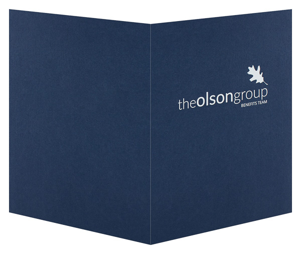 The Olson Group (Front and Back Open View)