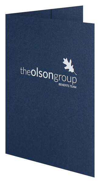 The Olson Group (Front Open View)