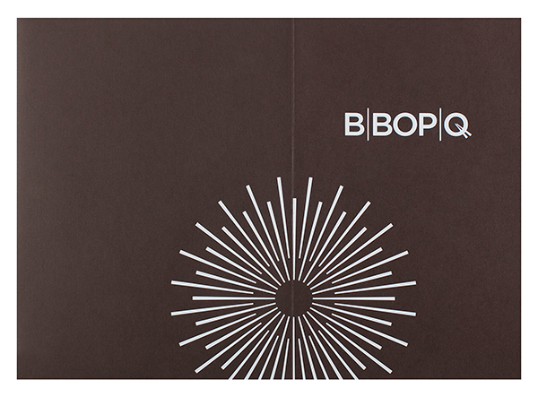 B|Bop|Q with Hoon Designs (Front and Back Flat View)