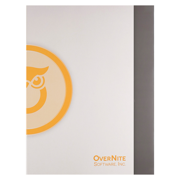 OverNite Software, Inc. (Front View)