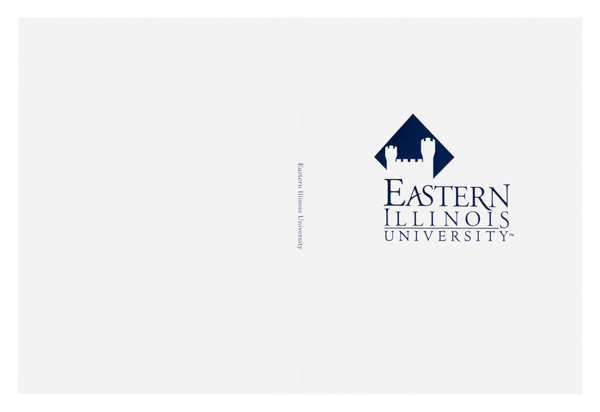 Eastern Illinois University (Front and Back Flat View)