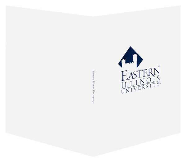 Eastern Illinois University (Front and Back Open View)