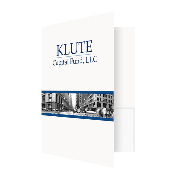 Klute Capital Fund, LLC (Front Open View)