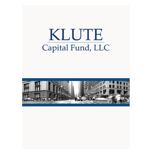 Klute Capital Fund, LLC (Front View)