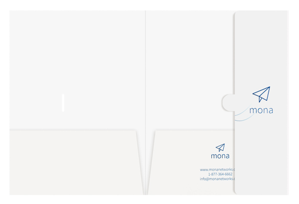 Mona Networks (Inside Partially Open View)