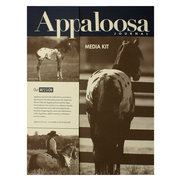 Appaloosa Journal (Front View)