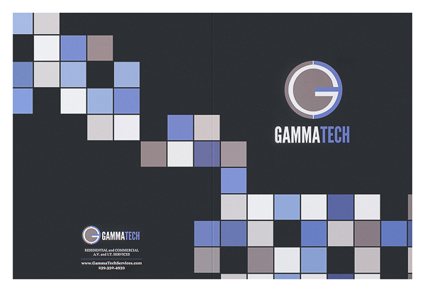 Gamma Tech Services, LLC (Back Flat View)