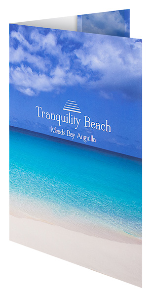 Tranquility Beach Meads Bay Anguilla (Front Open View)
